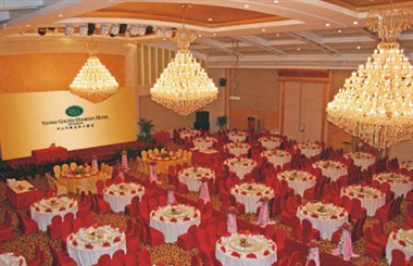 Golden Diamond Ballroom