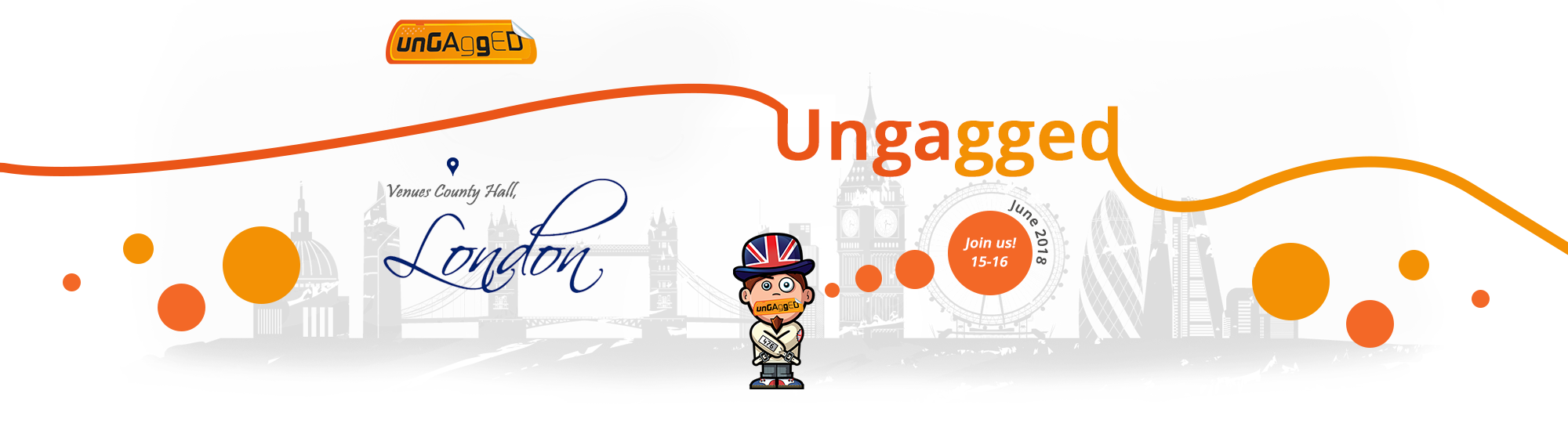 Ungagged London 2018