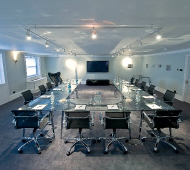 The Boardroom in No 21