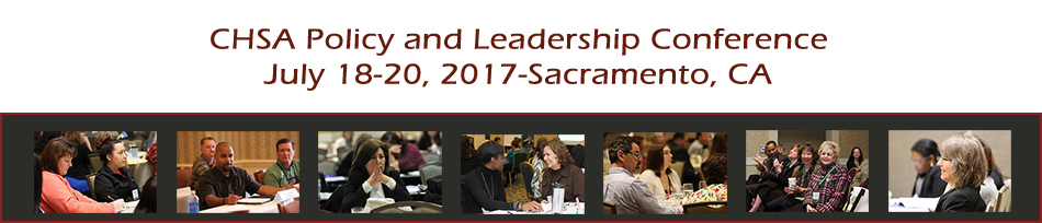CHSA Policy & Leadership Conference 2017
