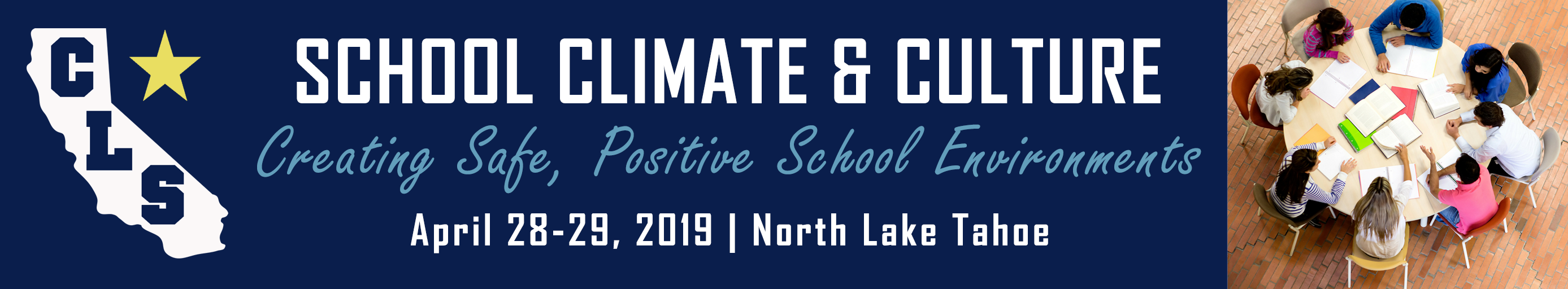 2019 School Climate & Culture Conference