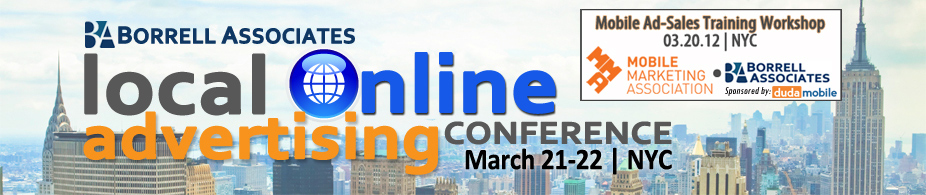 Local Online Advertising Conference 2012