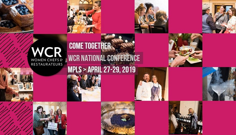 WCR 2019 National Conference, Minneapolis