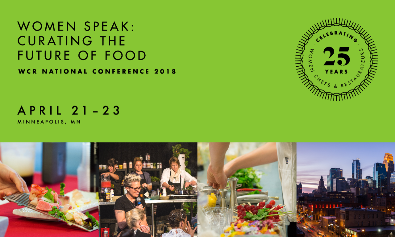 WCR 2018 National Conference Minneapolis