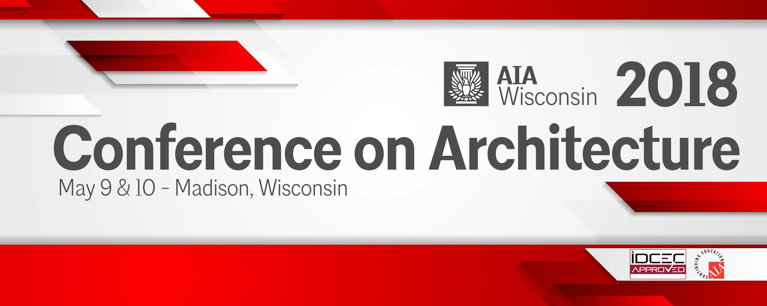 AIA Wisconsin 2018 Conference on Architecture
