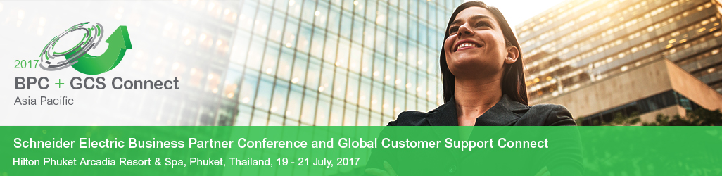 Schneider Electric Business Partner Conference and Global Customer Support Connect
