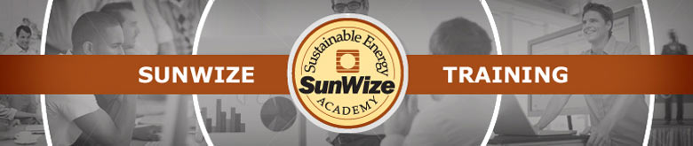 SunWize Solar Training