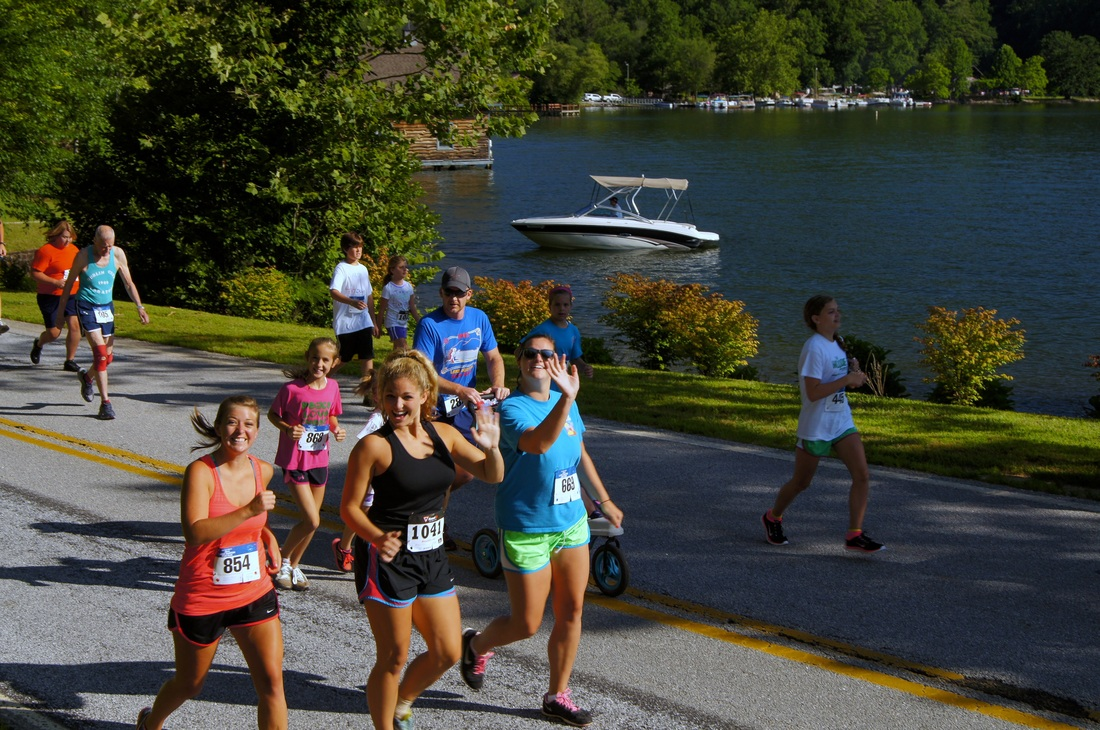 2017 Lake Burton Fun Run