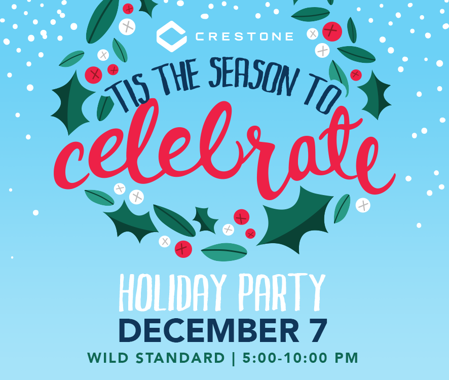 Crestone's 2017 Holiday Party!