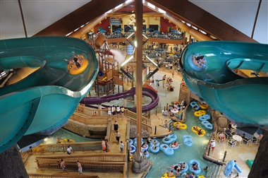Indoor Waterparks