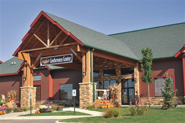 Glacier Canyon Conference Center