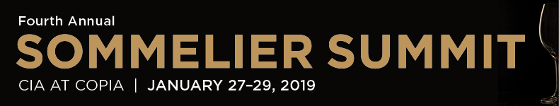 2019 CIA Sommelier Summit