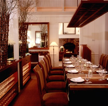 The Restaurant at Meadowood