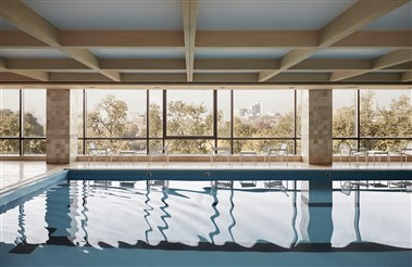 8th Floor Indoor Pool