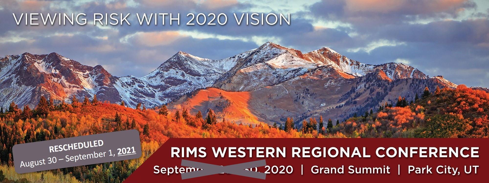 2021 RIMS Western Regional Conference