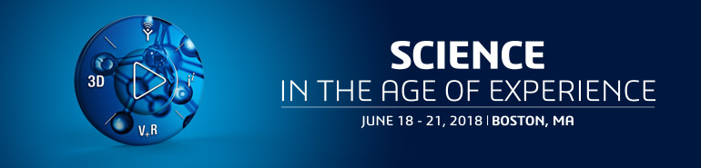 2018 Science in the Age of Experience - CALL FOR SPEAKERS