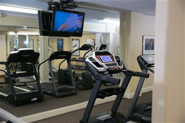 Olde Mill Inn Fitness Center for web