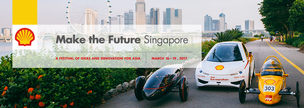 Make the Future Singapore 2017 - Volunteers Application Form