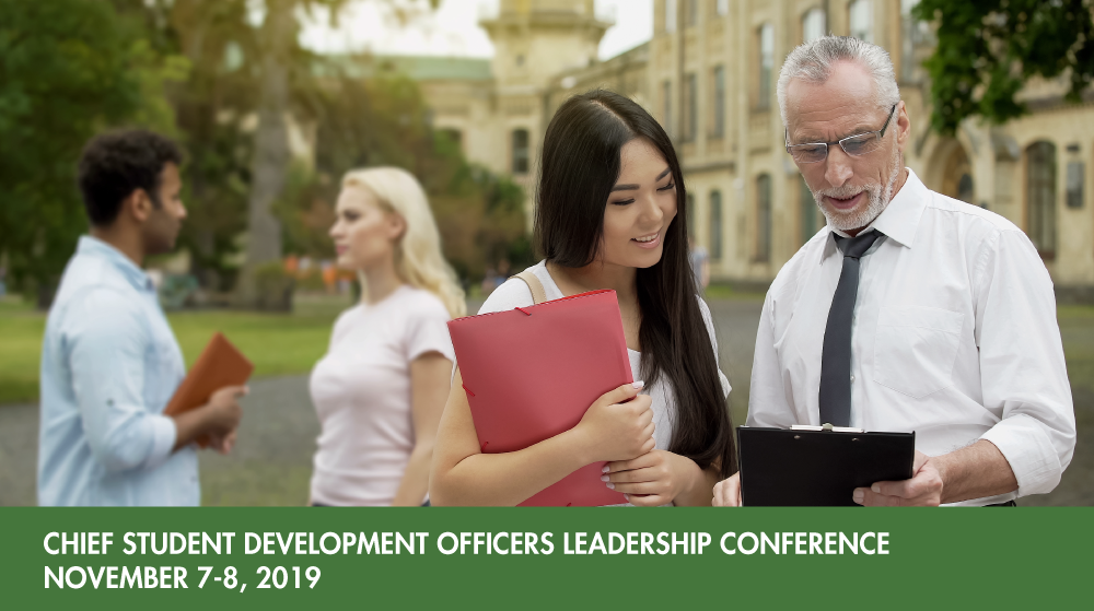 Chief Student Development Officers Leadership Conference