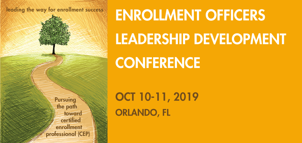 Enrollment Leadership Development Conference