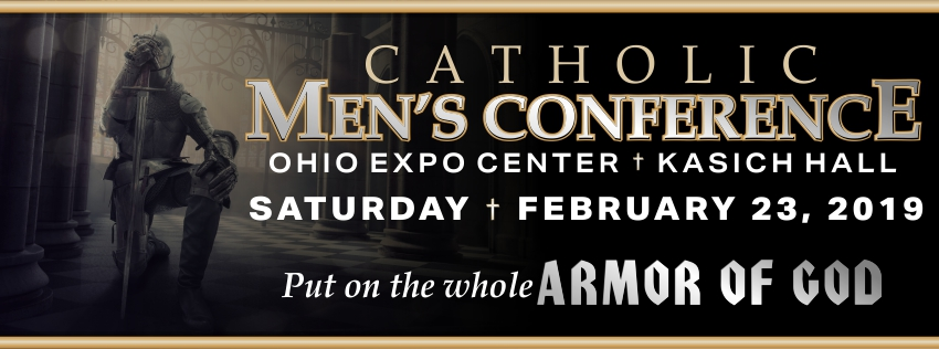 2019 Columbus Catholic Men's Conference