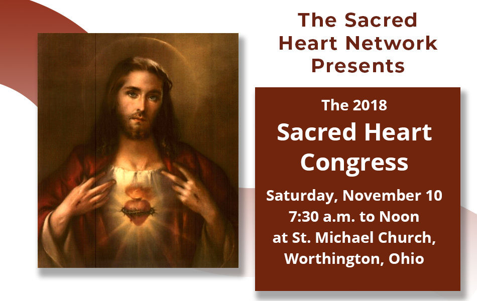 Sacred Heart Congress 2018