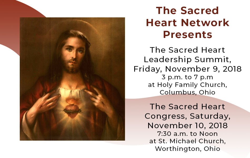 Sacred Heart Summit and Congress 2018