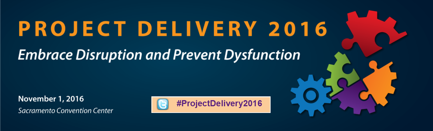 Project Delivery Summit 2016