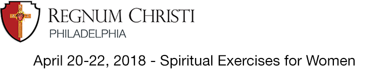 Spiritual Exercises for Women Philadelphia 2018-04-20