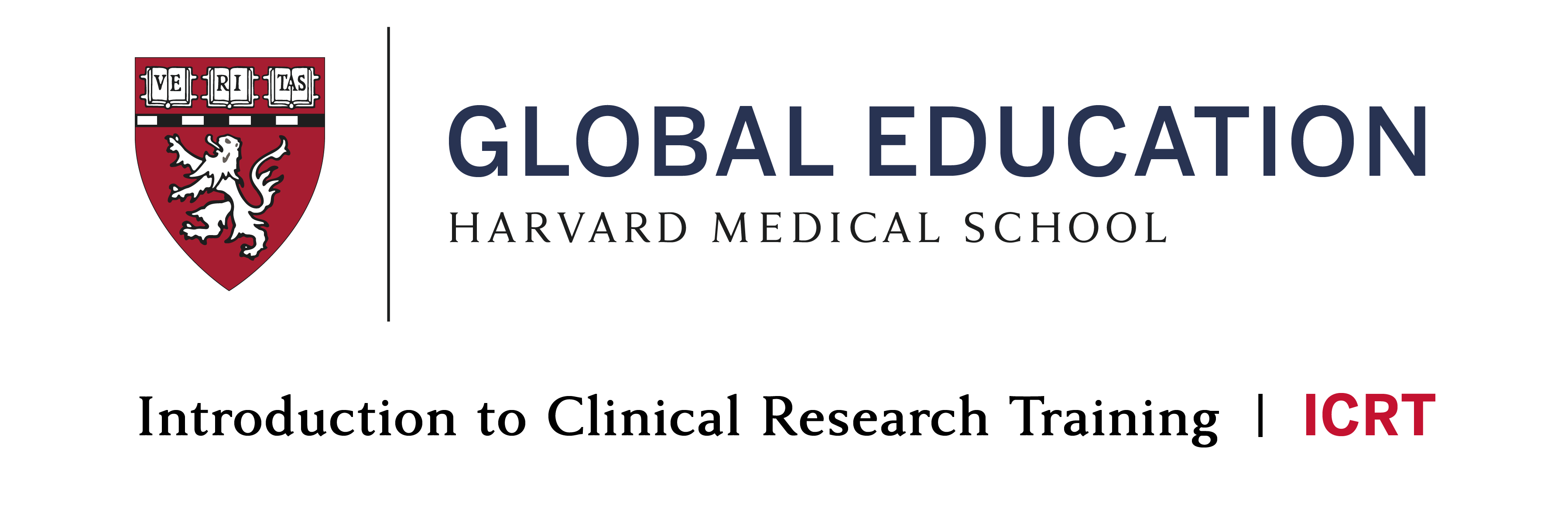 Introduction to Clinical Research Training (ICRT) Program