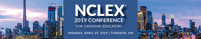 2019 NCSBN NCLEX Conference for Canadian Educators