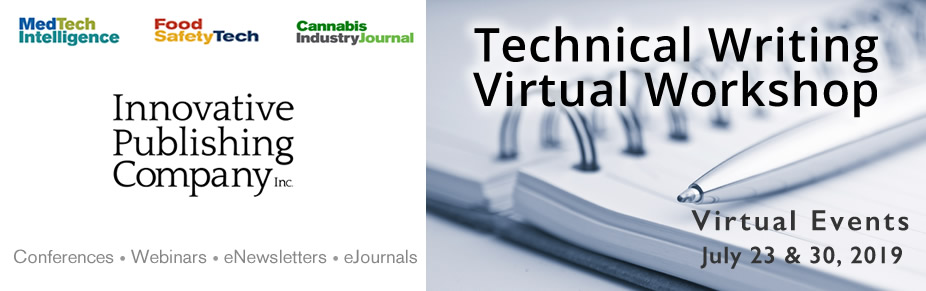 Technical Writing Virtual Workshop