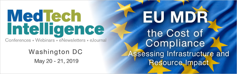 EU MDR Cost of Compliance Conference