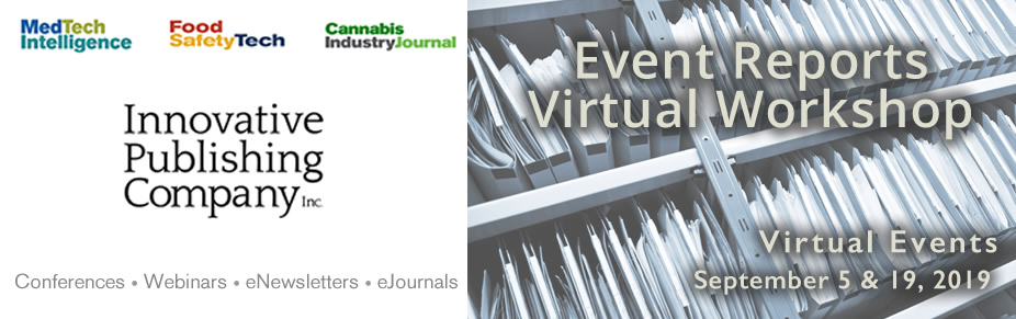 Event Reports Virtual Workshop