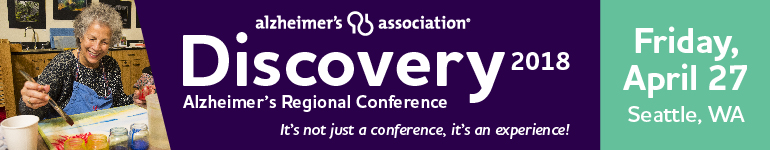 Discovery 2018 - 33rd Annual Alzheimer's Regional Conference