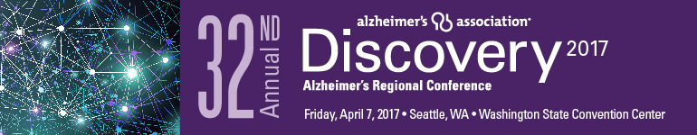Discovery 2017 - 32nd Annual Alzheimer's Regional Conference