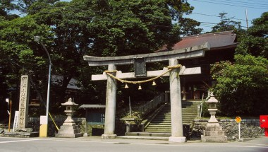 Sugo Ishibe shrine