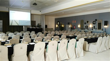 Baraka Beach Meeting Room