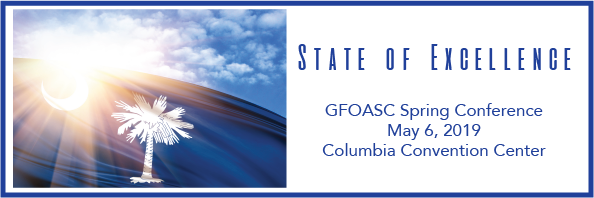 GFOASC 2019 Spring Conference