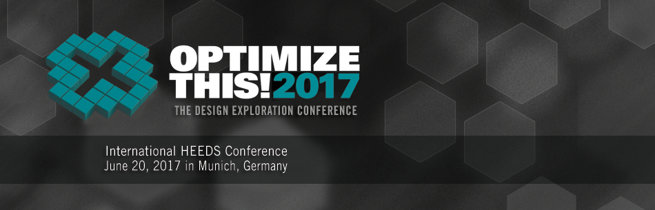 Optimize This! 2017 International HEEDS Conference