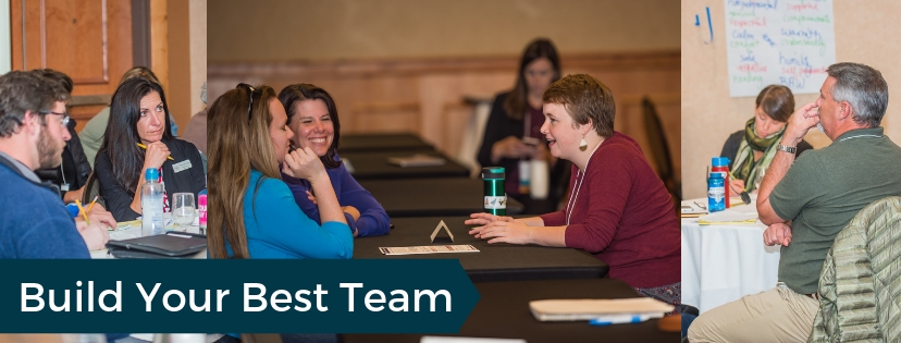 Build Your Best Team: How to Attract, Train, and Retain Excellent Nonprofit Staff and Board Members