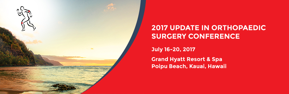2017 Update In Orthopaedic Surgery Conference