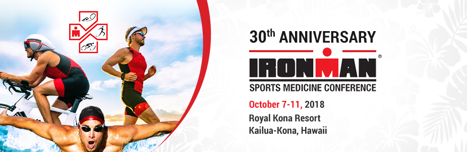 2018 Ironman Sports Medicine Conference