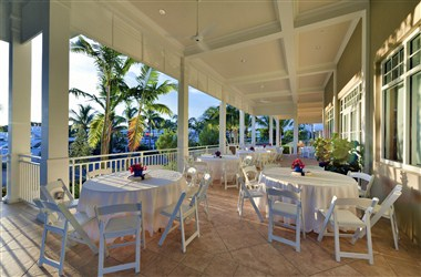 Carysfort Sailfish Patio