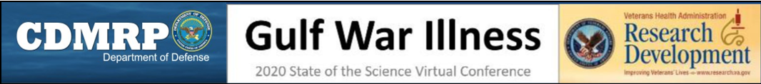 Gulf War Illness State of the Science Virtual Conference