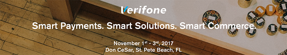 2017 Verifone Retail Payments Conference