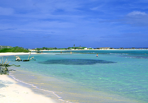 Aruba Beach
