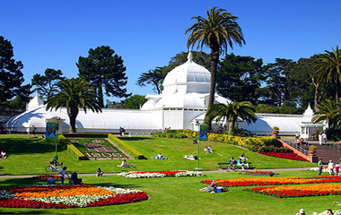 Golden Gate Park, CA