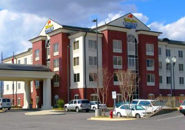 Holiday Inn Express Hotel & Suites Tuscaloosa