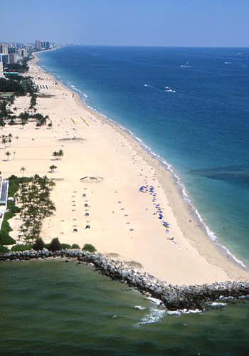 Fort Lauderdale Beach Front